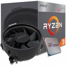 Processador AMD Ryzen 3 2200G 3.5GHz (3.7GHz Turbo), 4-Core 4-Thread, Cooler Wraith Stealth, AM4, YD2200C5FBBOX