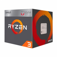 Processador AMD Ryzen 3 2200G 3.5GHz / 3.7GHz Max Turbo YD2200C5FBBOX Quad Core 4MB AM4 Vídeo Integrado Cooler Wraith Stealth