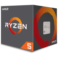 Processador AMD Ryzen 5 1600X 3.6GHz (4.0GHz Turbo), 6-Core 12-Thread, S/Cooler, AM4, YD160XBCAEWOF, S/ Video