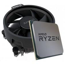 Processador AMD Ryzen 5 3500 3.6GHz (4.1GHz Turbo), 6-Cores 6-Threads, Cooler Wraith Stealth, AM4, 100-100000050MPK, S/ Video, S/ Caixa Comercial