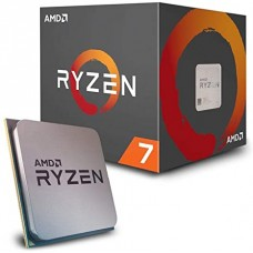 Processador AMD Ryzen 7 2700 3.2GHz (4.1GHz Turbo), 8-Cores 16-Threads, Cooler Wraith Spire com LED, AM4, YD2700BBAFBOX, S/ Video - Open Box