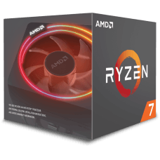 Processador AMD Ryzen 7 2700X 3.7GHz (4.3GHz Turbo), 8-Core 16-Thread, Cooler Wraith Prism RGB, AM4, YD270XBGAFBOX, S/ Video