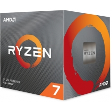 Processador AMD Ryzen 7 3700x 3.6GHz (4.4ghz Turbo), 8-core 16-thread, sem Cooler, S/ Video