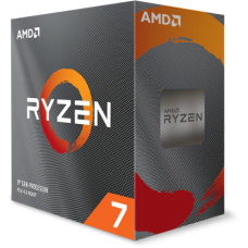 Processador AMD Ryzen 7 3800XT 3.9ghz (4.7ghz Turbo), 8-cores 16-threads, AM4, S/ Video, S/Cooler, 100-100000279WOF