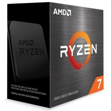Processador AMD Ryzen 7 5800X 3.8GHz (4.7GHz Turbo), 8-Cores 16-Threads, AM4, Sem Cooler