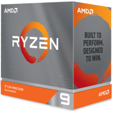 Processador AMD Ryzen 9 3900XT 3.8ghz (4.7ghz Turbo), 12-cores 24-threads, AM4, S/ Video, 100-100000277WOF