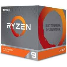 Processador AMD Ryzen 9 3900x 3.8ghz (4.6ghz Turbo), 12-cores 24-threads, Wraith Prism RGB, AM4, 100-100000023BOX, S/ Video