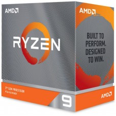 Processador AMD Ryzen 9 3950x 3.5Ghz (4.7ghz Turbo), 16-cores 32-threads, S-Cooler, AM4, S/ Video