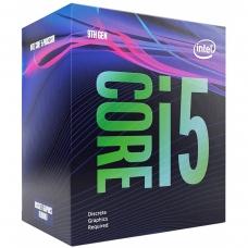 Processador Intel Core i5 9400F 2.90GHz (4.10GHz Turbo), 6-Core 6-Thread, LGA 1151 IMP S/ Video
