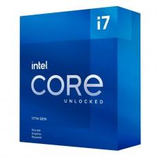 Processador Intel Core i7 11700KF 3.6GHz (5.0GHz Turbo), 11ª Geração, 8-Cores 16-Threads, LGA 1200, BX8070811700KF