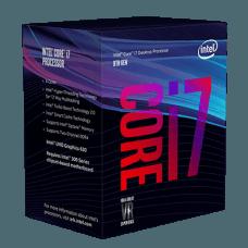 Processador Intel Core i7 8700 3.2GHz (4.60GHz Turbo), 8ª Geração, 6-Core 12-Thread, LGA 1151, BX80684I78700