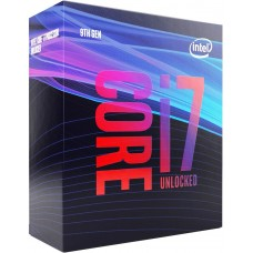 Processador Intel Core i7 9700K 3.60GHz (4.90GHz Max Turbo) 12MB BX80684I79700K 9ª Geração Coffee Lake LGA 1151 IMP