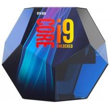 Processador Intel Core i9 9900K 3.60GHz (5.0GHz Turbo), 9ª Geração, 8-Core 16-Thread, LGA 1151, BX80684I99900K - Open Box, Com a Caixa Linda