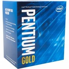Processador Intel Pentium Gold G5400 3.7GHz, 8ª Geração, 2-Core 4-Thread, LGA 1151, BX80684G5400, IMP