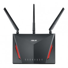 Roteador Asus, RT-AC86U, Wireless, AC2900, 5G, 4K, MU-MIMO, AiMesh, RT-AC86U