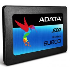 SSD Adata SU800, 256GB, Sata III, Leitura 560MB/s e Gravação 520MB/s, ASU800SS-256GT-C