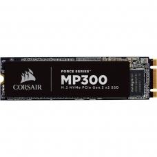 SSD Corsair MP300 120GB, M.2 2280, Leitura 1520MBs e Gravação 460MBs, CSSD-F120GBMP300
