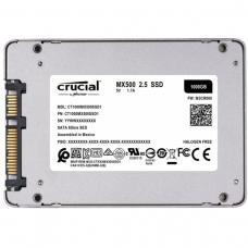 SSD Crucial MX500 1TB CT1000MX500SSD1 Leitura 560MB/S Gravação 510MB/s SATA 3