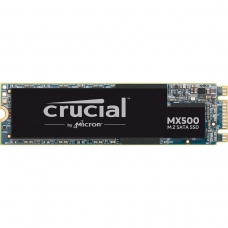 SSD Crucial MX500 250GB, M.2 2280, Leitura 560MBs Gravação 510MBs, CT250MX500SSD4