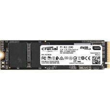 SSD Crucial P1 1TB, M.2 2280, Leitura 2.000MBs Gravação 1750MBs, CT1000P1SSD8