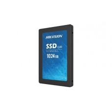 SSD Hikvision E100 1024GB , SATA III Leitura 560MBs e Gravação 500MBs, HS-SSD-E100-1024GB