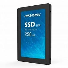 SSD Hikvision E-100 256GB , SATA III Leitura 560MBs e Gravação 510MBs, HS-SSD-E100-256GB