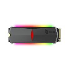 SSD Hikvision E-2000R 512GB, NVME Leitura 3300MBs e Gravação 2100MBs, HS-SSD-E2000R-512GB