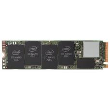 SSD Intel 660p M.2 80mm, 512GB, Leitura 1500MBs e Gravação 1000MBs, SSDPEKNW512G8XT