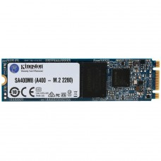 SSD Kingston A400, 480GB. M.2 SATA, 2280, SA400M8/480G