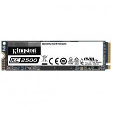 SSD Kingston KC2500 2TB, M.2 NVMe, Leitura 3500MBs e Gravação 2900MBs, SKC2500M8/2000G