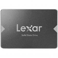 SSD Lexar NS100, 120GB, Sata III, Leitura 520MBs, LNS100-120RBNA