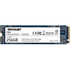 SSD Patriot P300, 256GB, M.2 NVME, Leitura 1700MBs e Gravação 1100MBs, P300P256GM28US