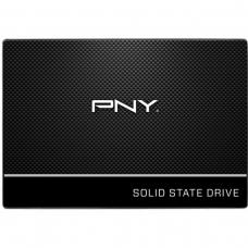 SSD PNY CS900, 480GB, Sata III, Leitura 550MBs e Gravação 500MBs, SSD7CS900-480-RB