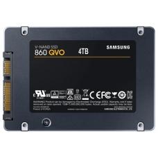 SSD Samsung 860 QVO 4TB, Sata III, Leitura 550MBs e Gravação 520MBs, MZ-76Q4T0B/AM