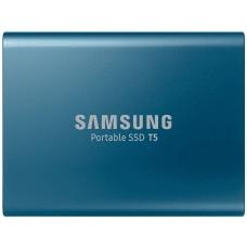 SSD Externo Samsung T5, 500GB, USB 3.1, Gravação 540MBs, MU-PA500B/AM