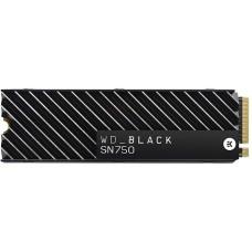 SSD WD Black M.2 2280 SN750 NVME 1TB WDS100T3XHC Leituras: 3.470MB/s e Gravações: 3.000MB/s