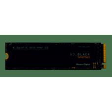 SSD WD Black SN750 2TB, M.2 2280, Nvme, Leitura 3400MBs, Gravação 2900MBs, WDS200T3X0C