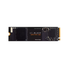 SSD WD Black SN750 SE 1TB, M.2 2280, Leitura 3600MBs e Gravação 2830MBs, WDS100T1B0E