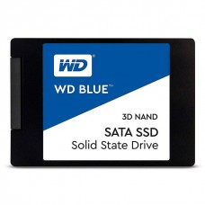 SSD WD Blue 2TB, Sata III, Leitura 560MBs e Gravação 530MBs, WDS200T2B0A