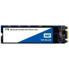 SSD WD Blue 1TB, M.2 2280, Leitura 560MBs e Gravação 530MBs, WDS100T2B0B