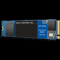 SSD WD Blue SN550 1TB, M.2 2280, NVME, Leitura 2400MBs e Gravação 1950MBs, WDS100T2B0C