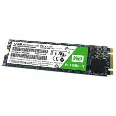 SSD WD Green 120GB, M.2 2280, Leitura 540MBs e Gravação 430MBs, WDS120G2G0B
