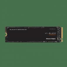 SSD Western Digital, WD_Black SN850, 2TB, NVMe, 7000 MB/s Leitura e 5300 MB/s2 Gravação, Sem Heatsink, WDS200T1X0E