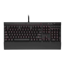 Teclado Corsair Vengeance Gaming K70, Switch Cherry MX Red, ABNT, CH-9000011-BR