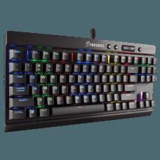 Teclado Mecânico Gamer Corsair K65 Rapidfire RGB, Switch Cherry MX Speed, CH-9110014-NA