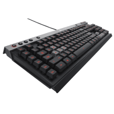 Teclado Gamer Corsair Raptor K40 Multi Color Backlighting, CH-9000051-NA