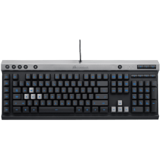 Teclado Gamer Corsair Raptor K40 Multi Color Backlighting, CH-9000223-BR