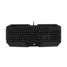 Teclado Gamer HP K130, Membrana, USB, Black
