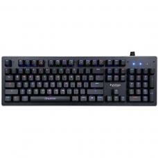 Teclado Mecânico Gamer Marvo Scorpion KG935 USB 2.0 Switch Outemu Azul LED RGB EN