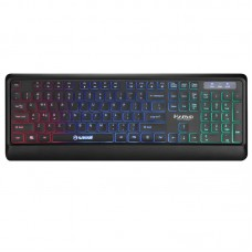 Teclado Gamer Marvo Scorpion K627, USB 2.0, LED Rainbow 3 Cores